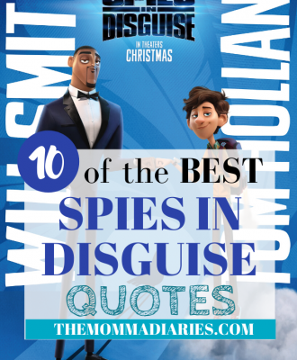 Best Spies in Disguise Quotes
