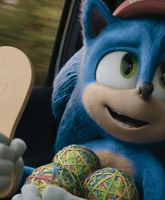 Sonic The Hedgehog Ben Schwartz