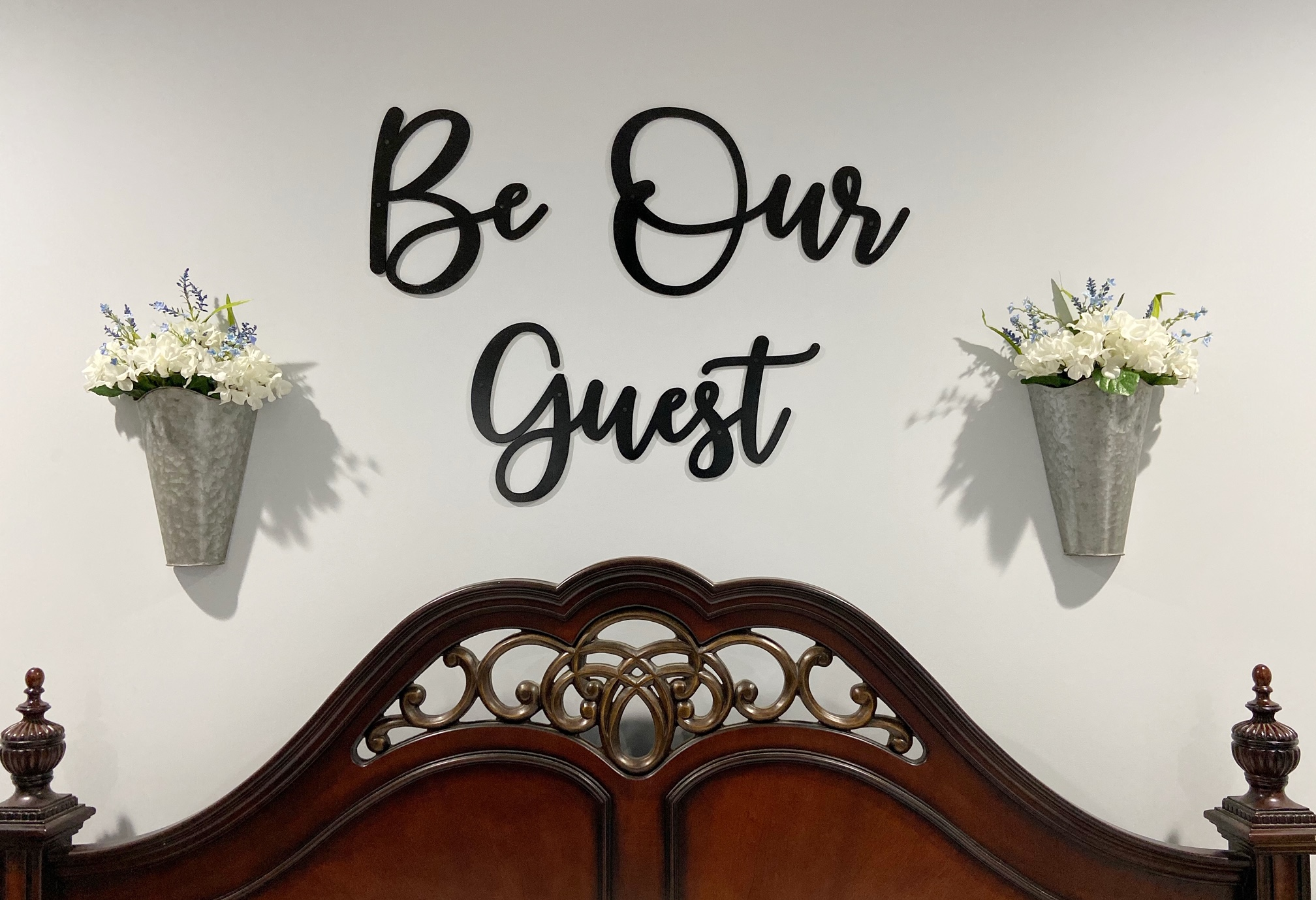 Be Our Guest Wall Decor Sign, Disney inside your home