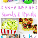 Disney inspired sweets and treats recipes you'll love