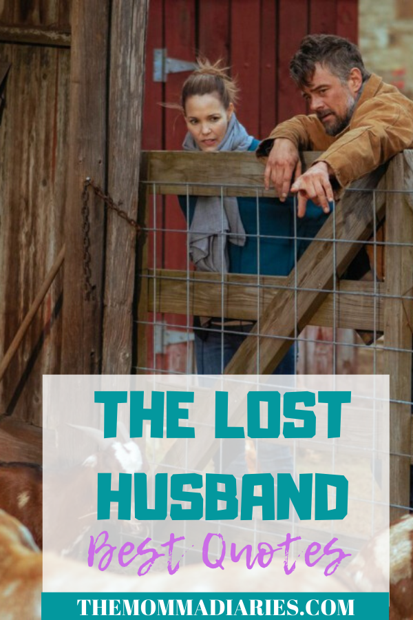 The Lost Husband Best Quotes