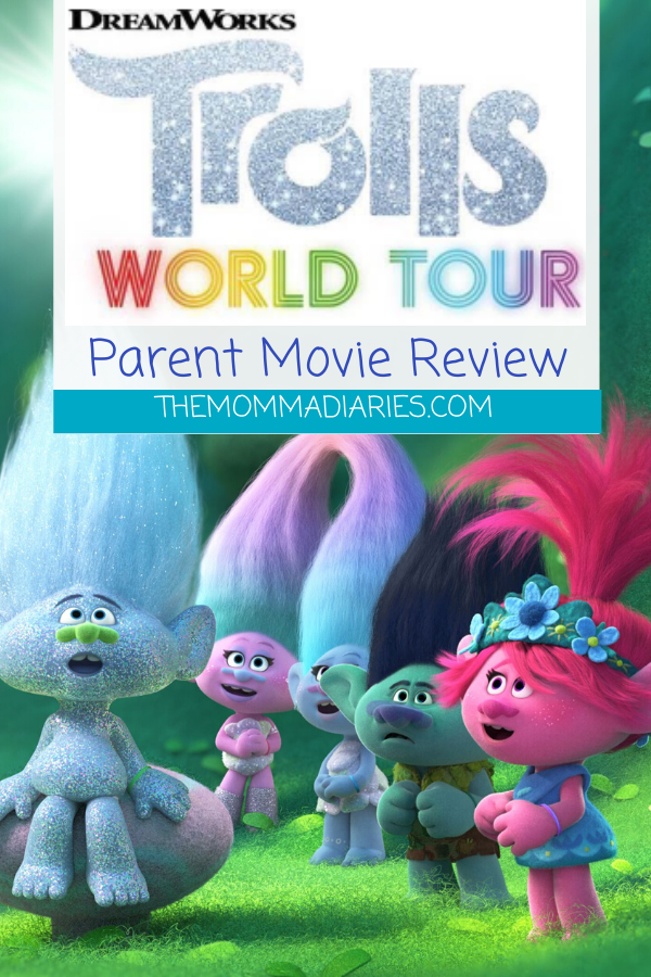 Trolls World Tour Parent Movie Review