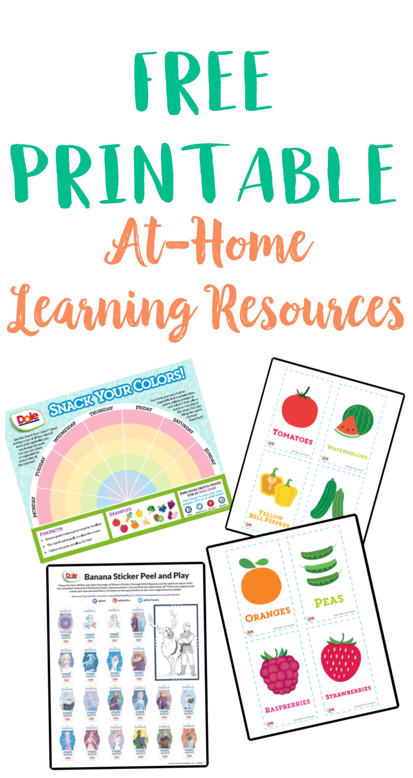 Printable Learning Resources