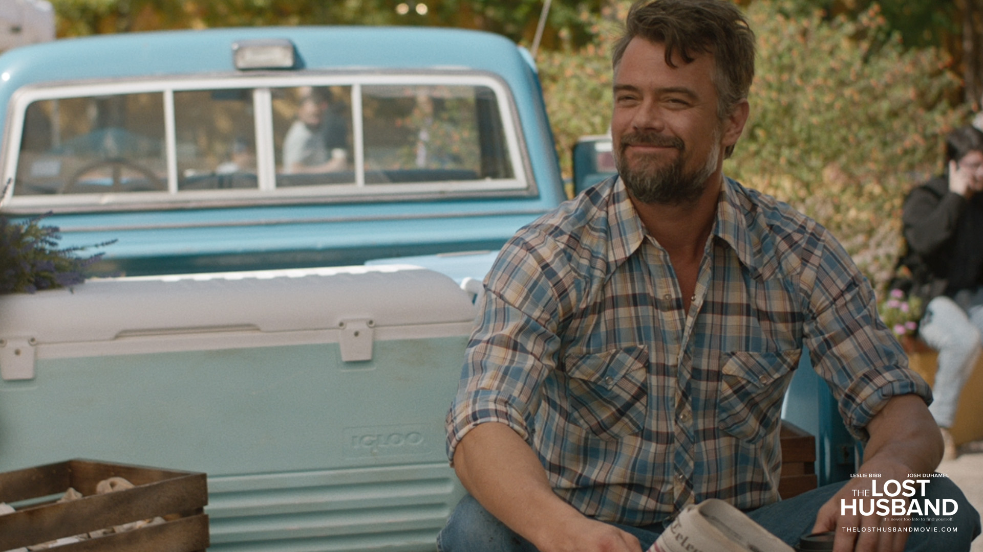 The Lost Husband Josh Duhamel