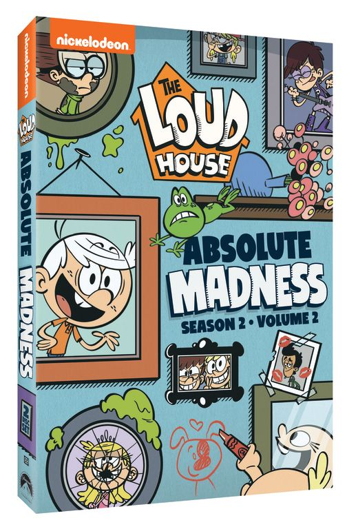 Loud House DVD
