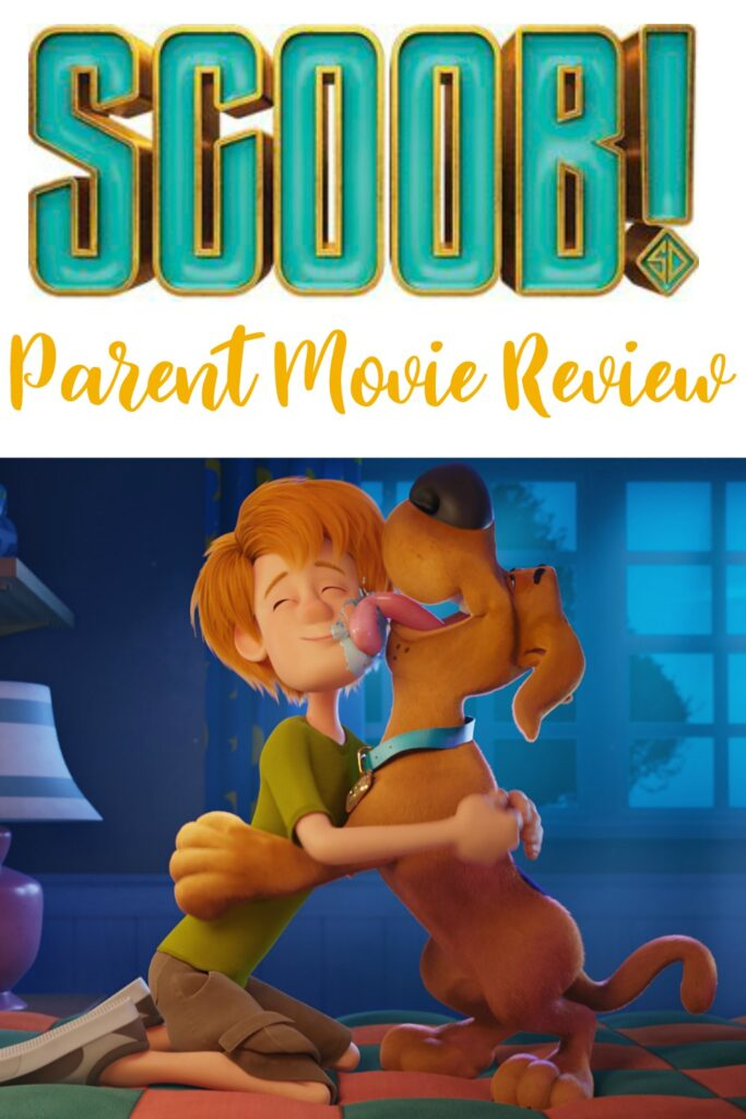 Scoob Parent Movie Review