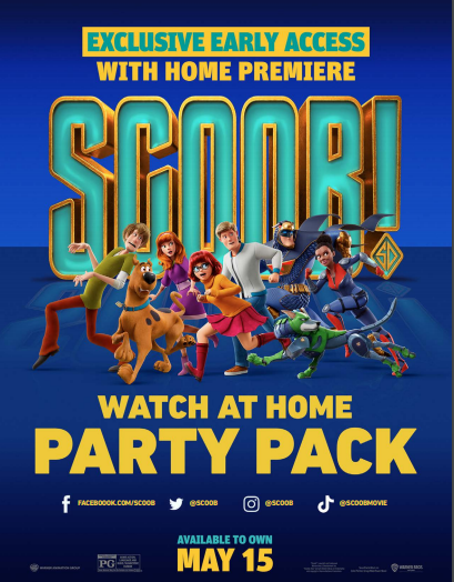 Scoob Party Pack Free Printable