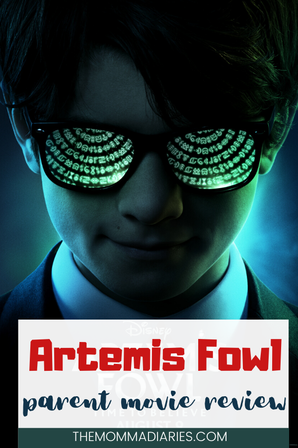 Artemis Fowl Parent Movie Review