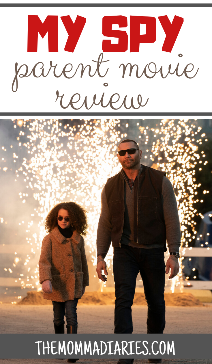 My Spy Parent Movie Review