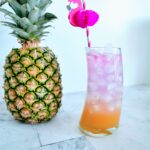 Summer Mocktail Drink