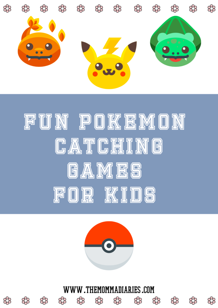 printable pokemon games
