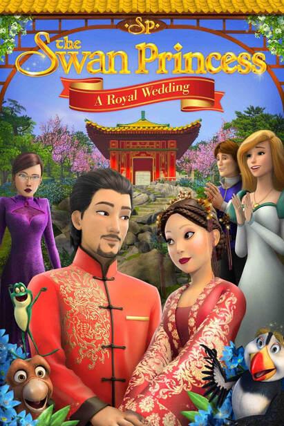 swan princess royal wedding