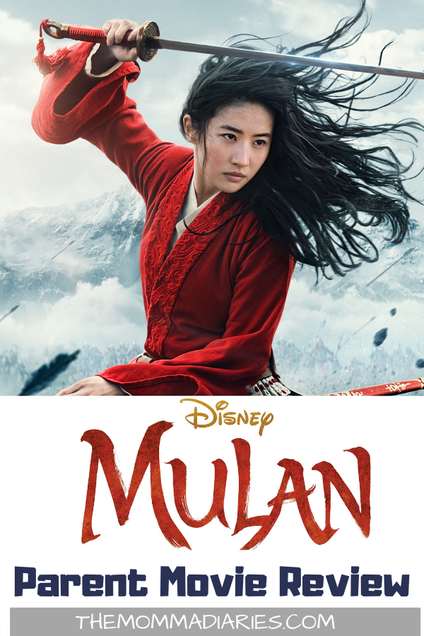 live action Mulan Parent Movie Review