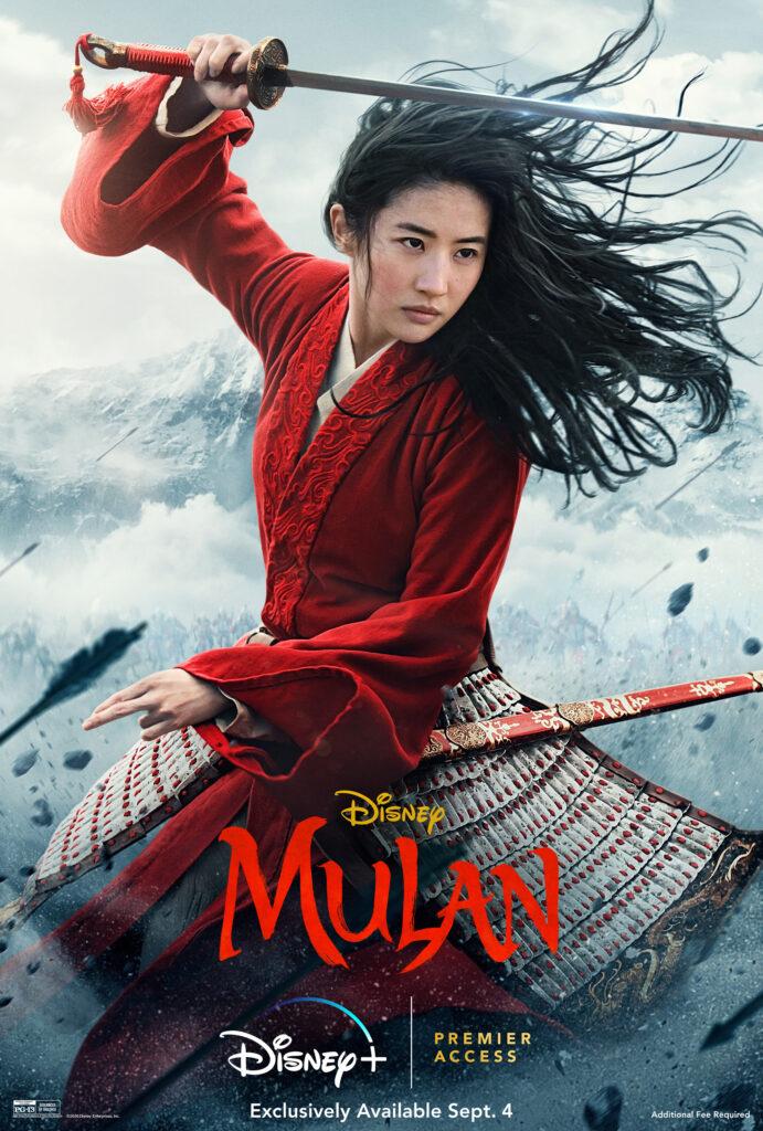 Mulan 2020 Best Quotes