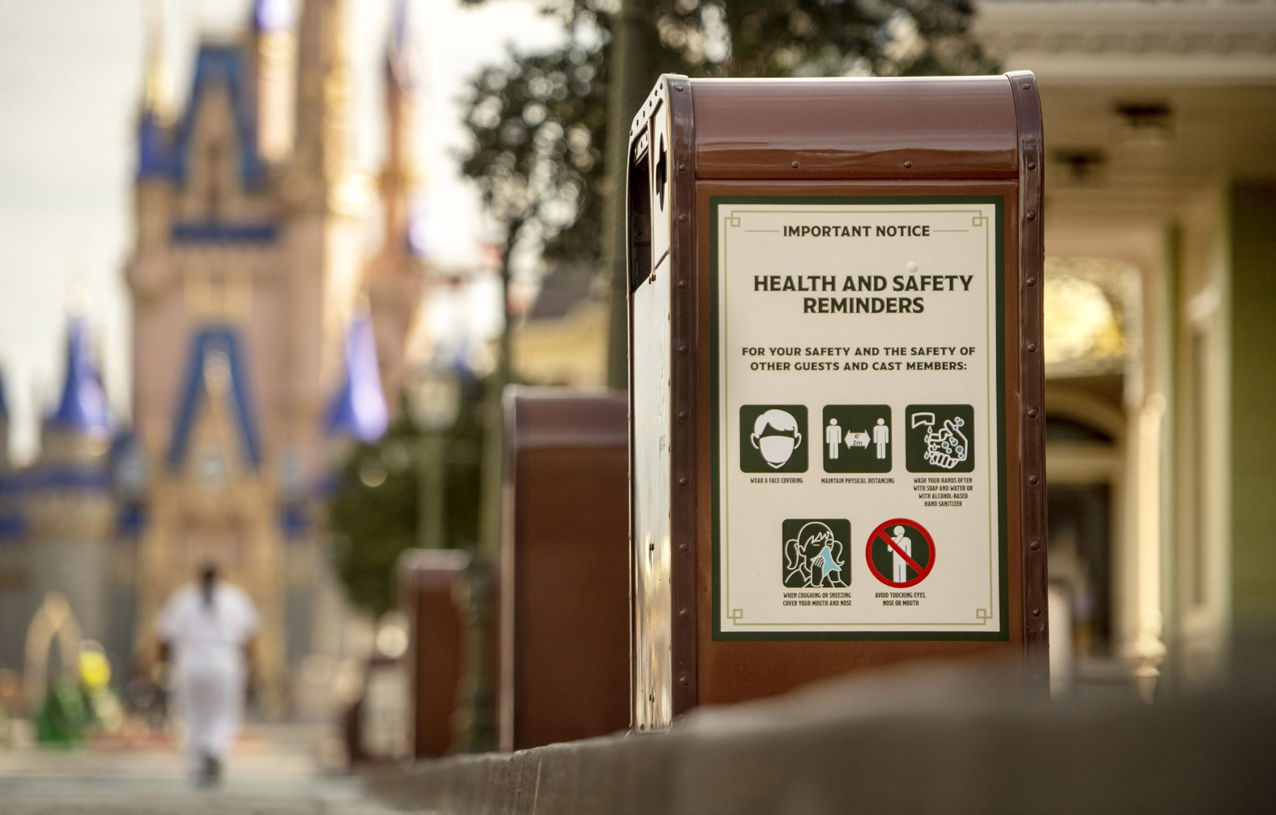 Disney World Health and Safety Regulations