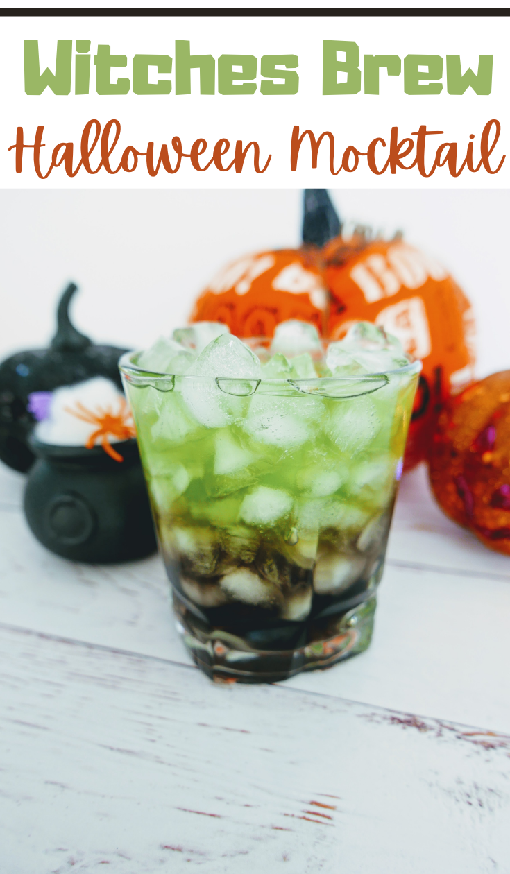 Witches Brew Mocktail