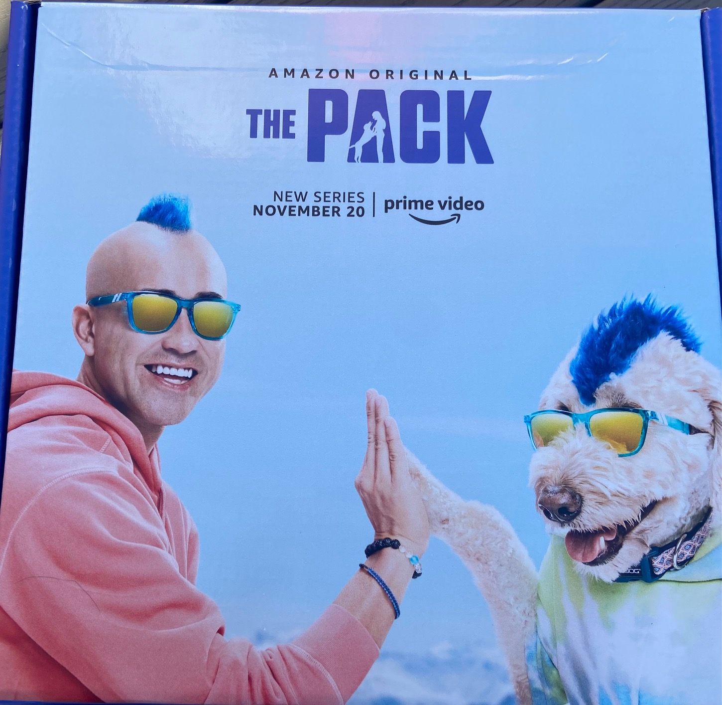the pack on amazon prime