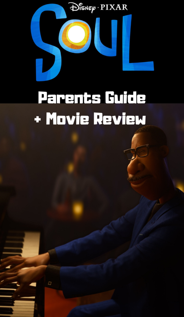 Pixar SOUL Parents Guide