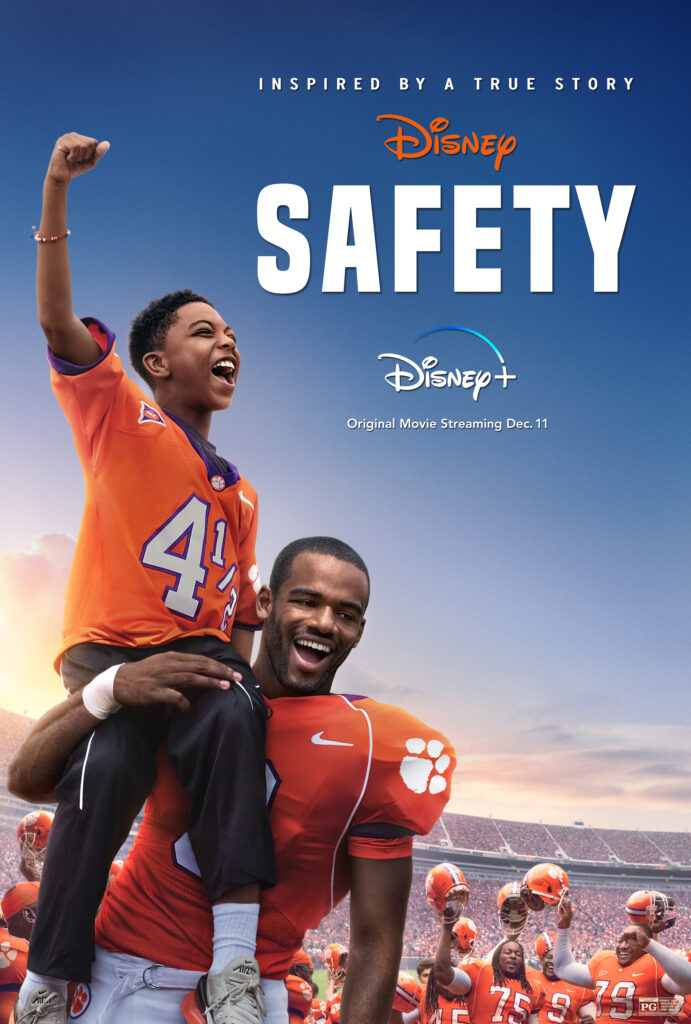 Disney+ SAFETY Parent Movie Review
