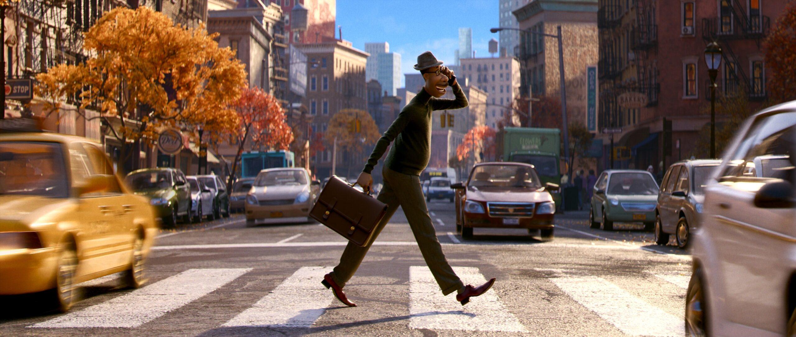 Pixar soul Joe Gardner