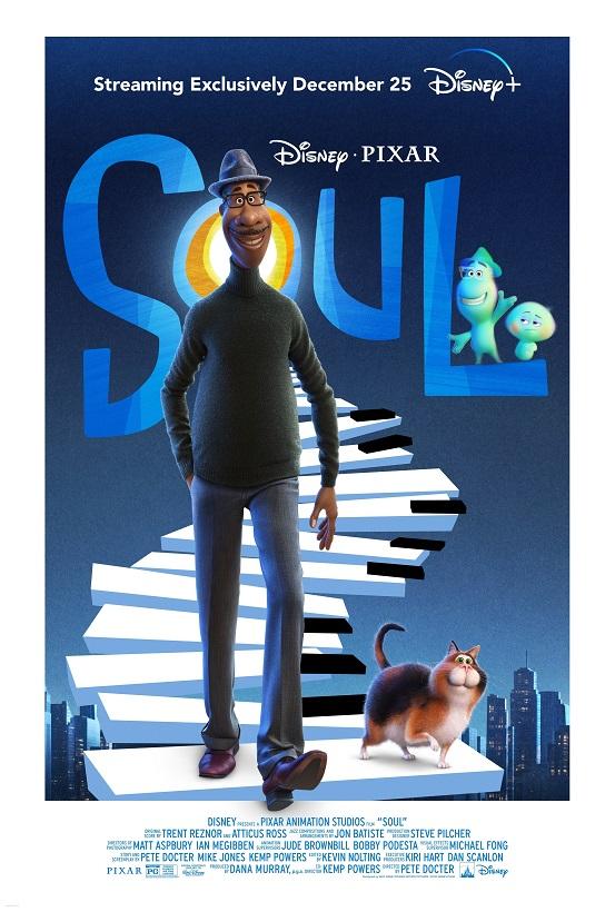 Pixar Soul Printable Activity Sheets