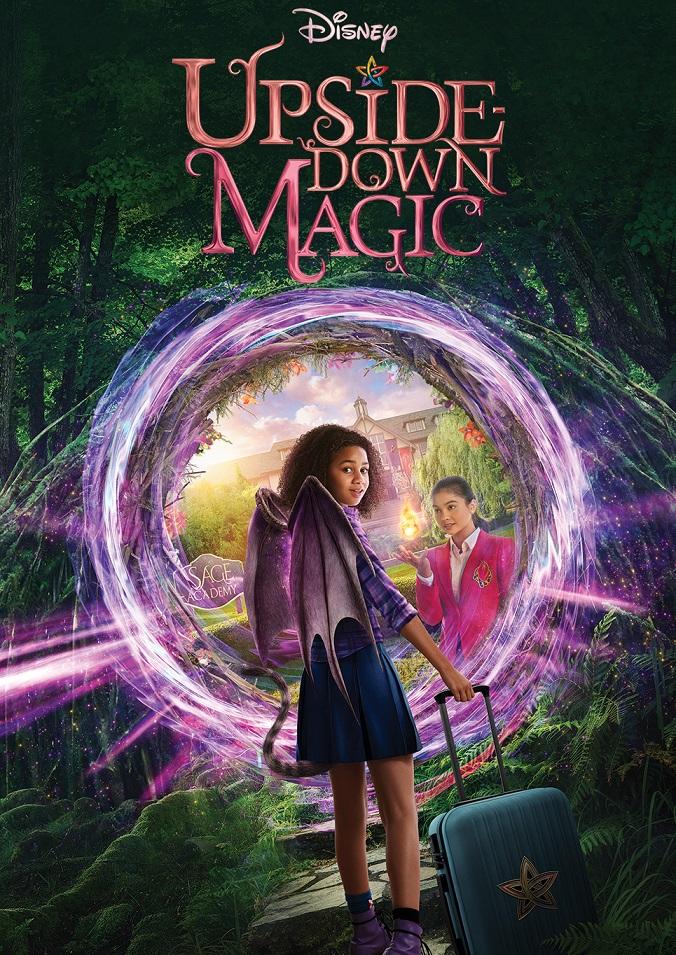 upside-down magic dvd
