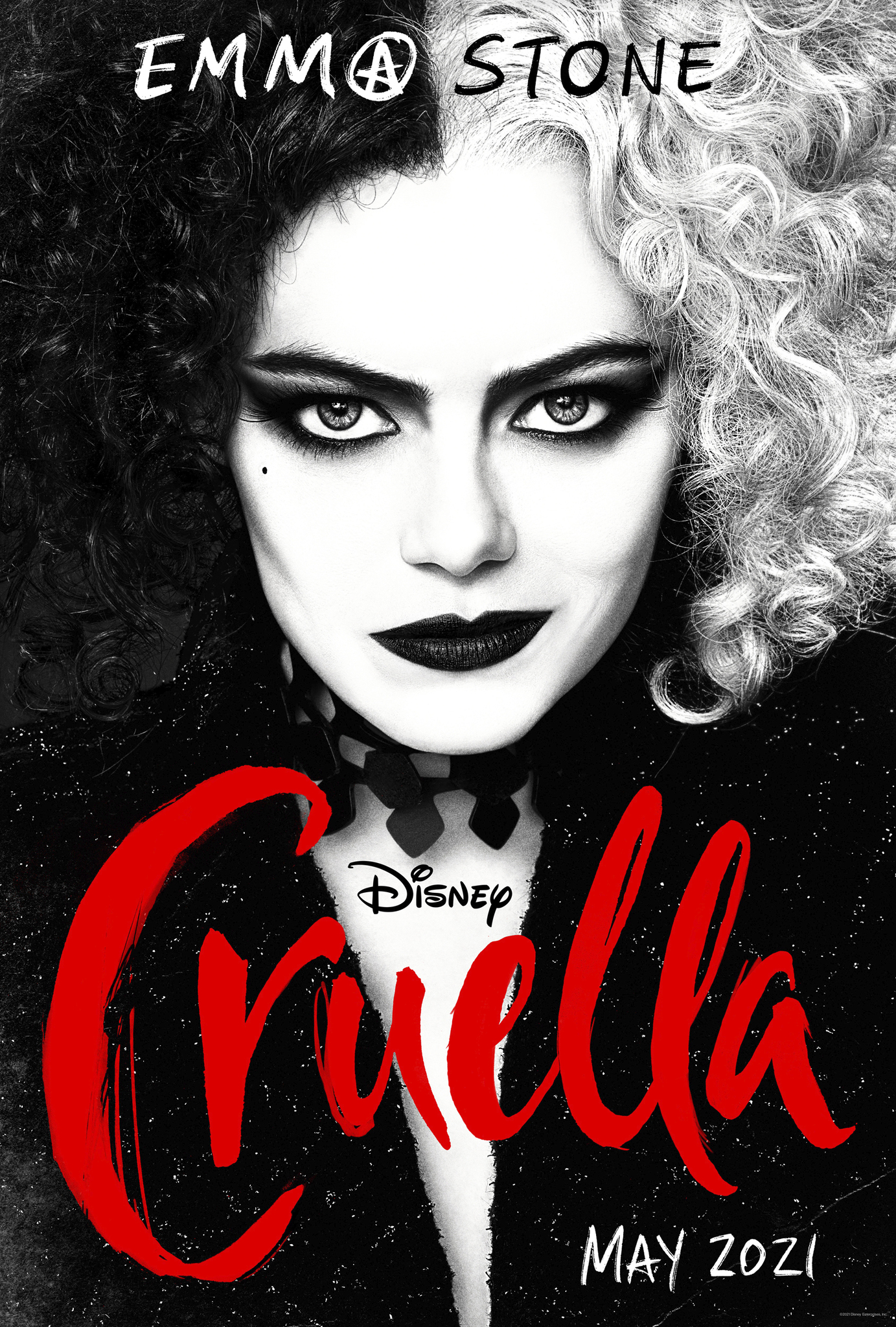 Cruella Trailer, Disney's Cruella