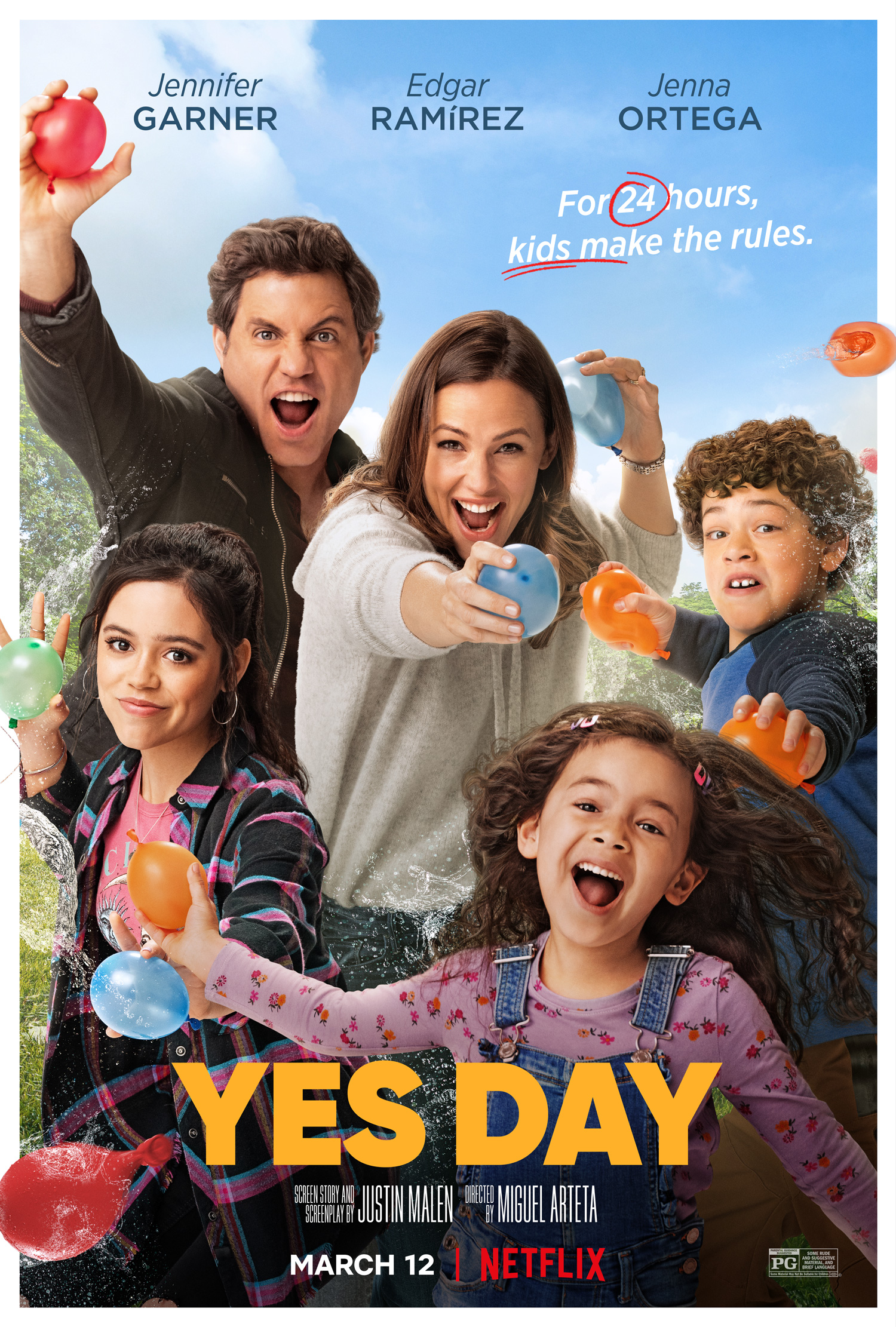 Yes Day Parents Guide