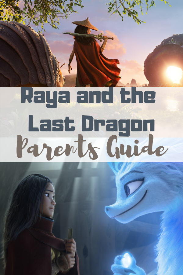 Raya and the Last Dragon Parents Guide and Movie Review