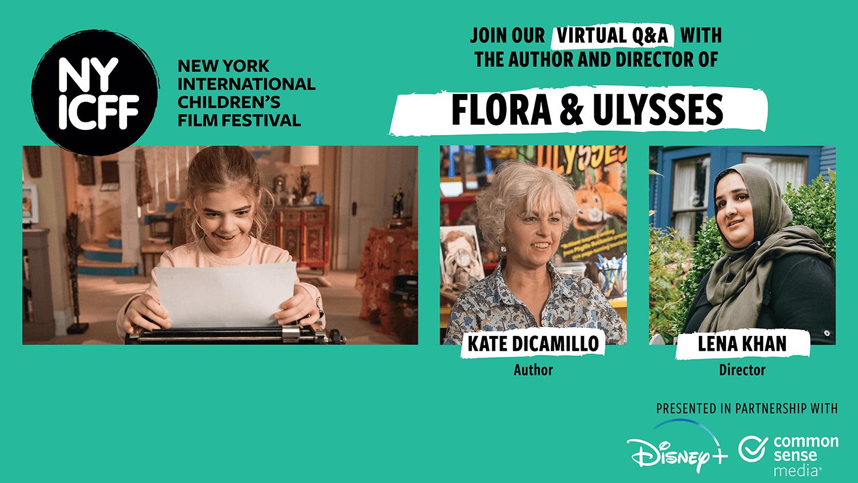 Flora & Ulysses NYICFF, New York International Children's Film Festival
