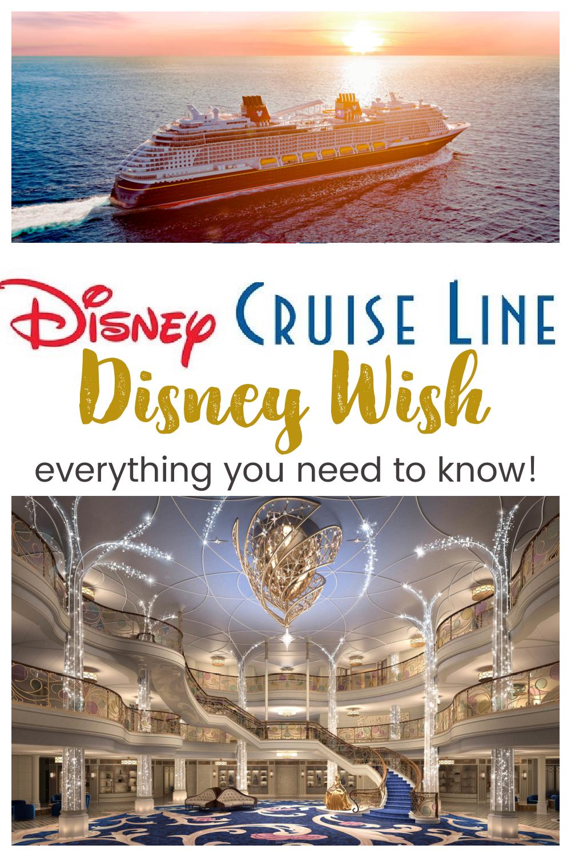 Disney Cruise Line's Disney Wish