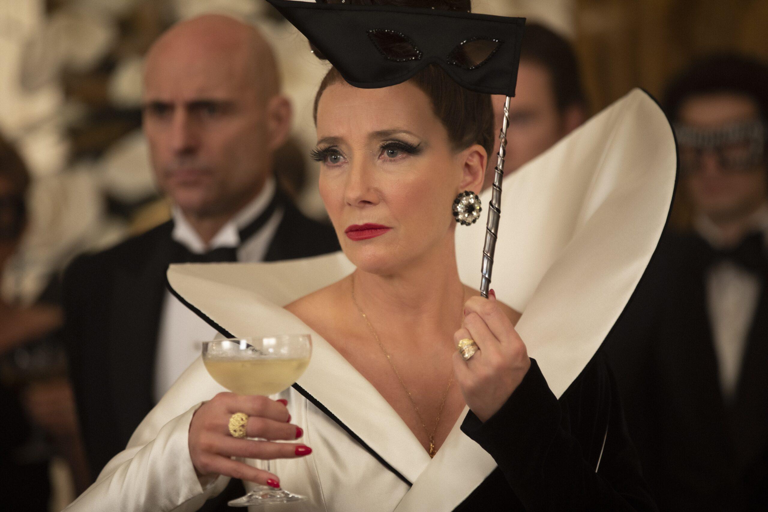 The Baroness, Emma Thompson, Cruella