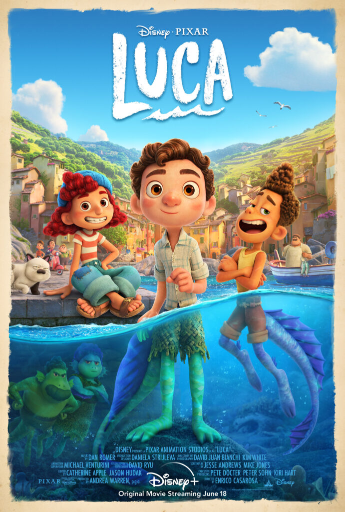 Luca Parents Guide Movie Review