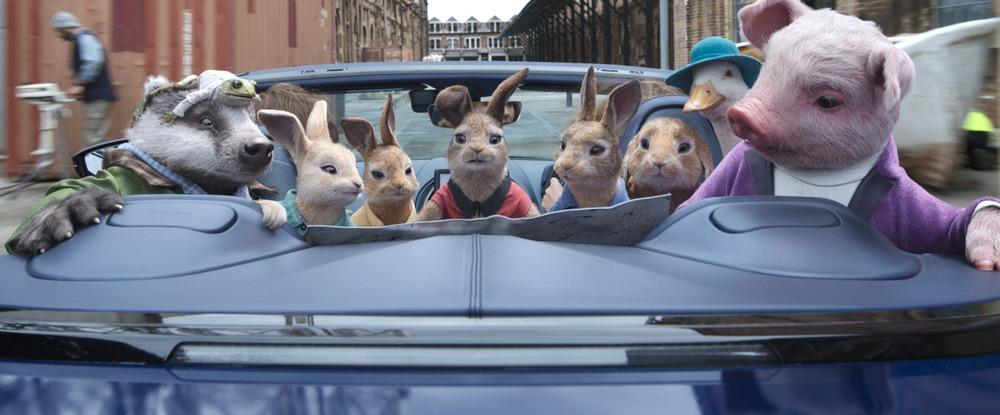 Peter Rabbit 2 Parents Guide