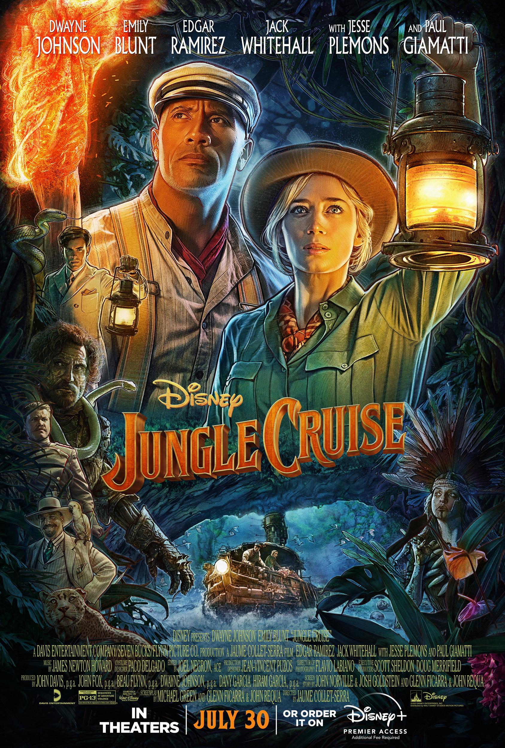 Best Jungle Cruise Quotes