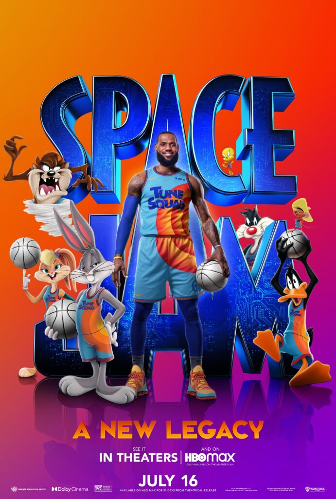 Space Jam: A New Legacy Parents Guide