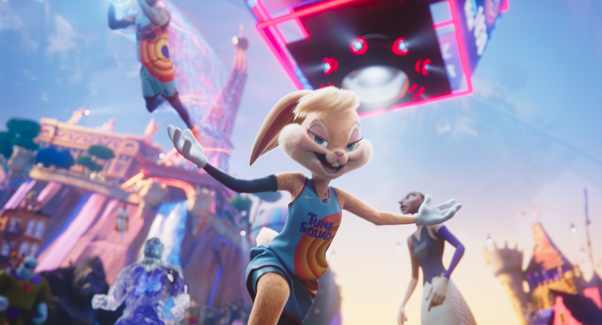Lola Bunny Space Jam 2