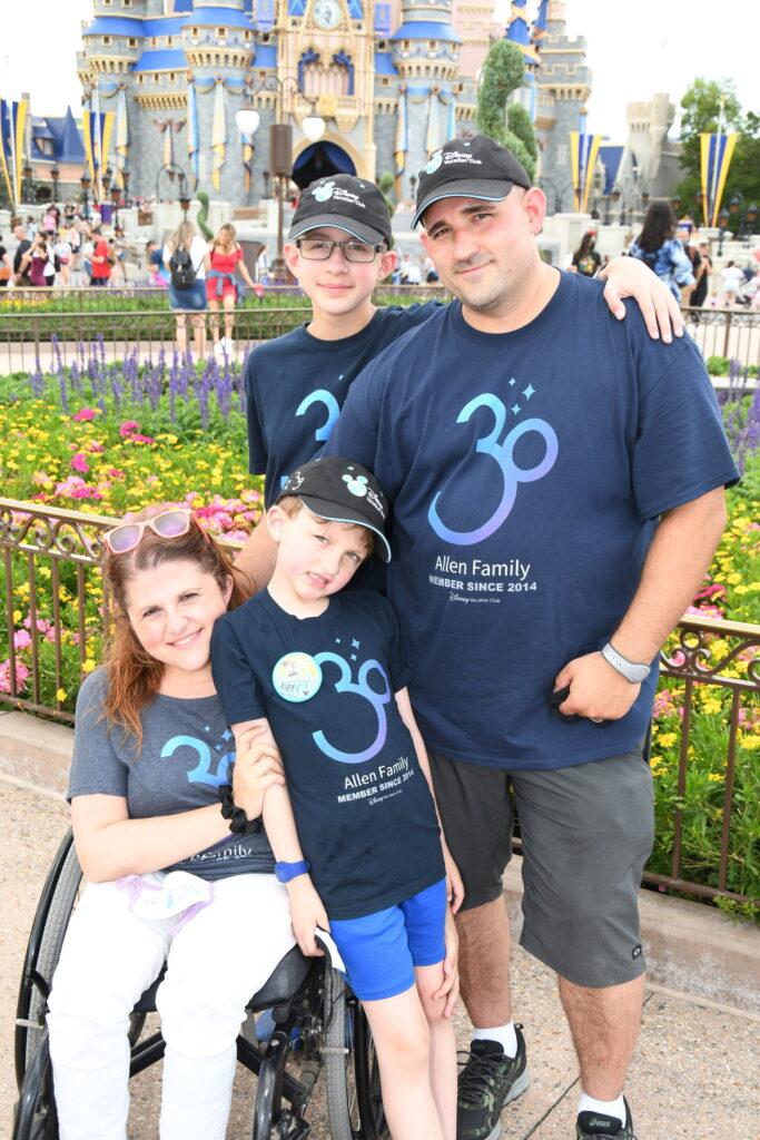 Disney Family Vacation Club Members