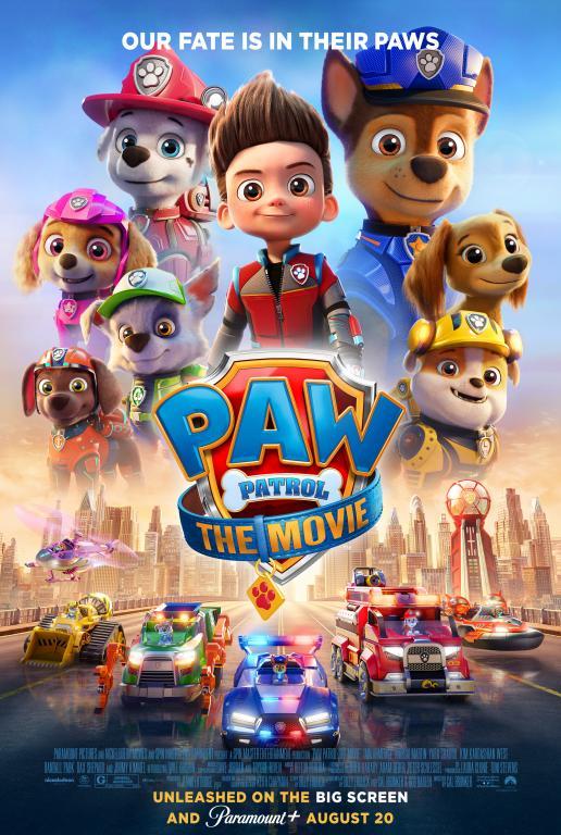 Paw Patrol Movie DIgital