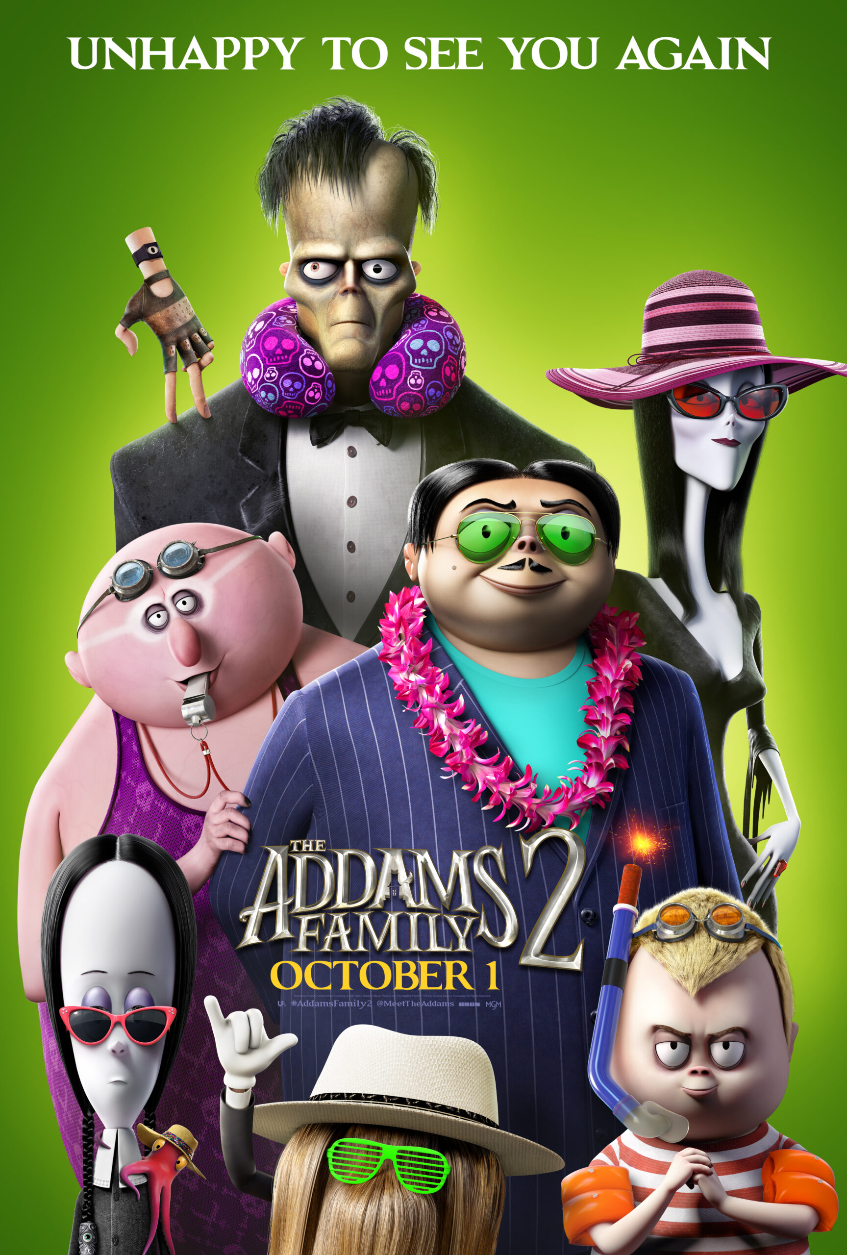 Addams Family 2 Parents Guide